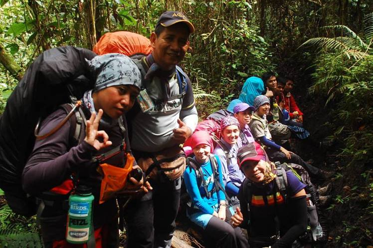 Mt. Piagayungan with #TeamPayong on break