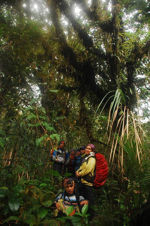 Mt. Piagayungan #teampayong on break