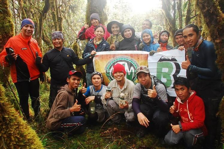 Mt. Piagayungan Summit with Team Payong
