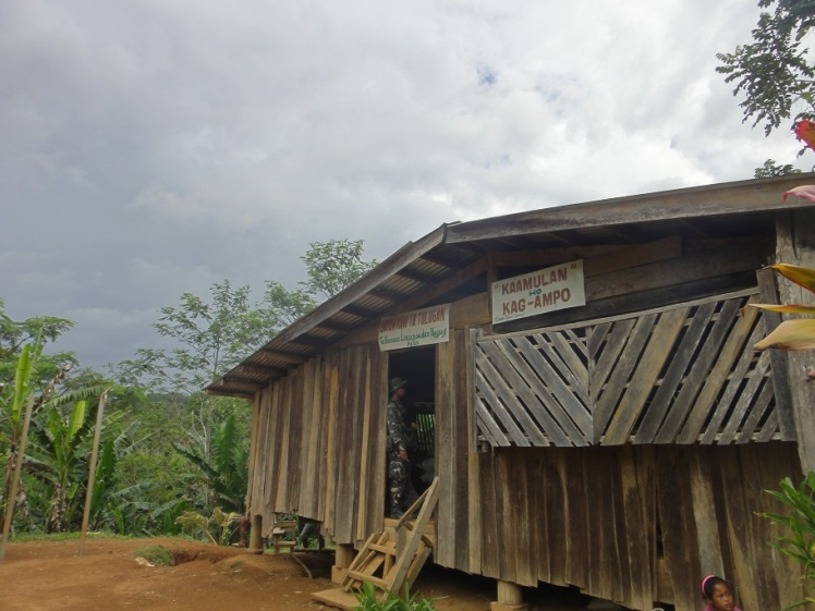 The Meeting Hall at Sitio Limunsudan