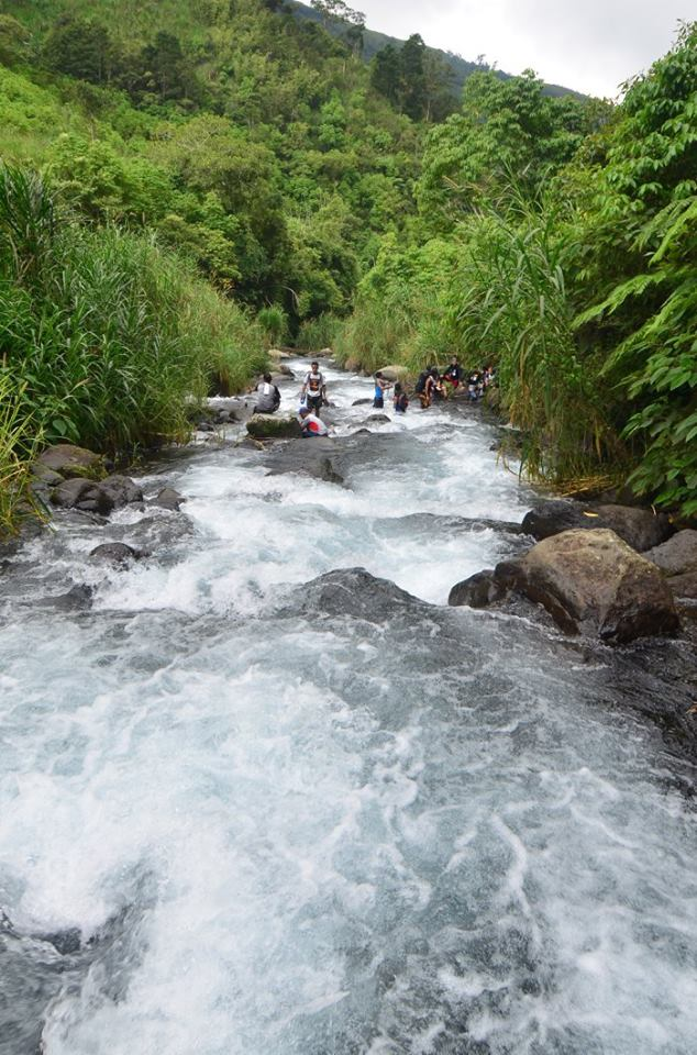 Piduan trek river 2.1