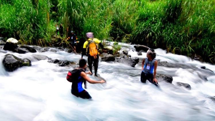 Piduan trek river 2.2