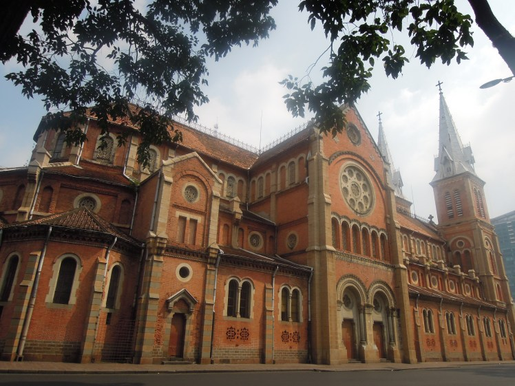 Cathedral Ho Chi Minh City