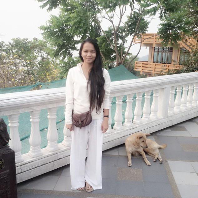 Meditation Retreat in the Monastery in Chiang Mai, Thailand @dasocialclimber