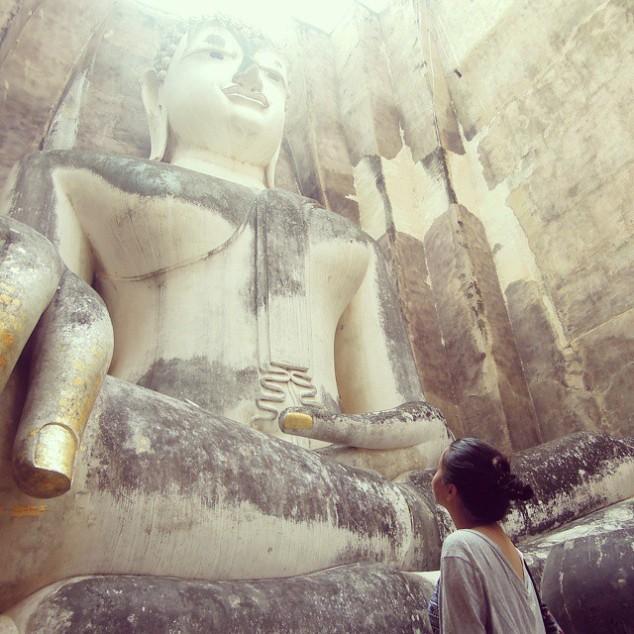 Sukhothai Historical Park, Thailand @dasocialclimber