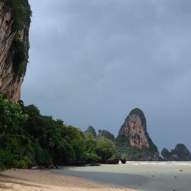 Tonsai Beach, Thailand @dasocialclimber